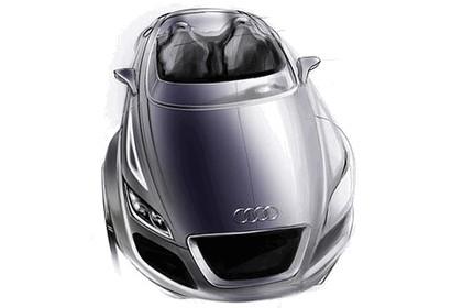 2007 Audi TT speedster 1