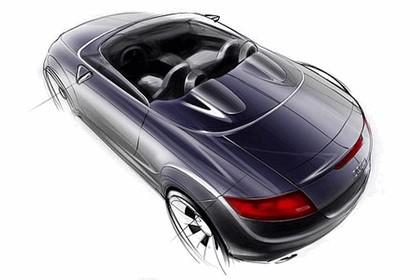 2007 Audi TT speedster 2
