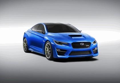 2013 Subaru WRX concept 1