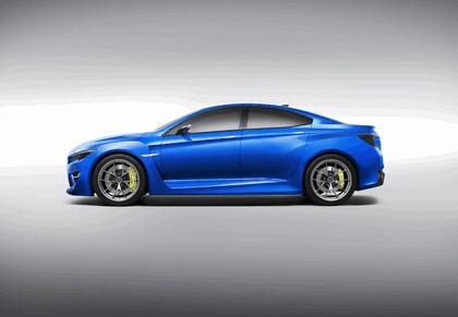 2013 Subaru WRX concept 2
