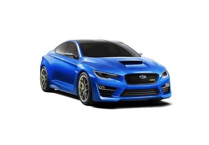 2013 Subaru WRX concept 4