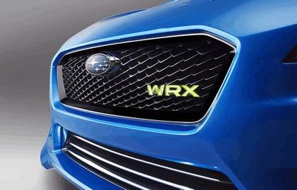 2013 Subaru WRX concept 15