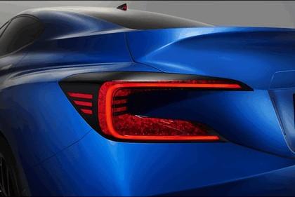 2013 Subaru WRX concept 17