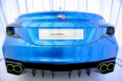 2013 Subaru WRX concept 23