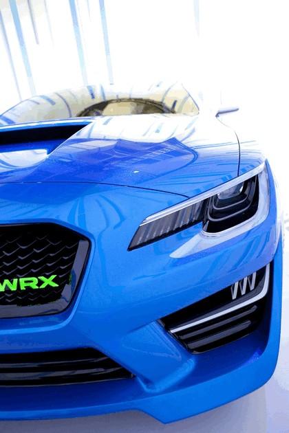 2013 Subaru WRX concept 29