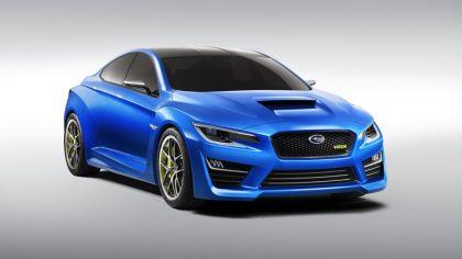 2013 Subaru WRX concept 5