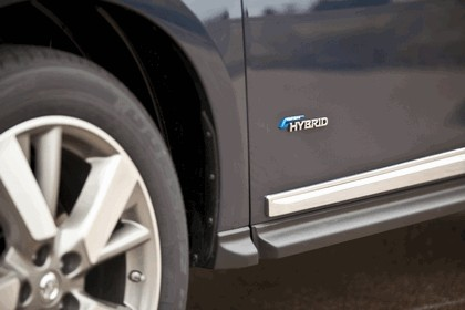 2014 Nissan Pathfinder Hybrid 13