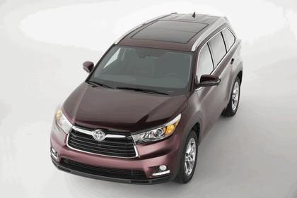 2014 Toyota Highlander 4