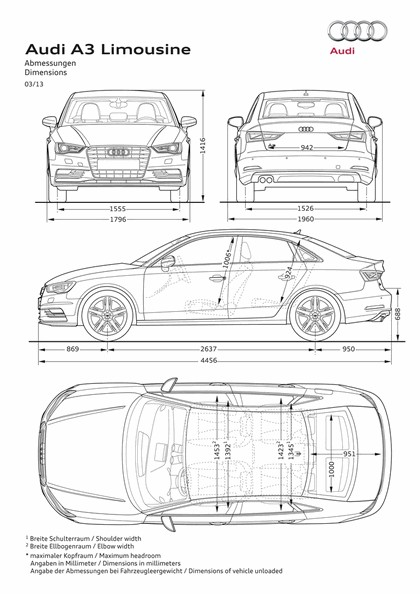 2013 Audi A3 sedan 25