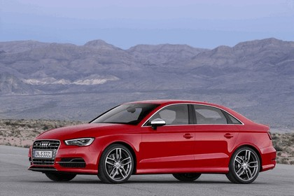 2013 Audi S3 sedan 4