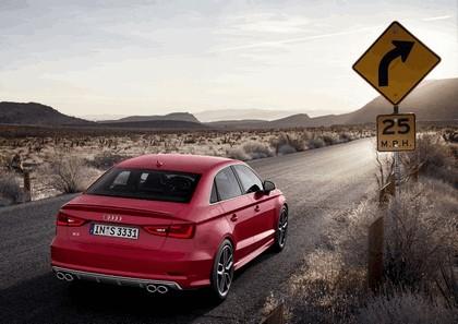 2013 Audi S3 sedan 12