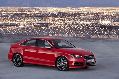2013 Audi S3 sedan 13