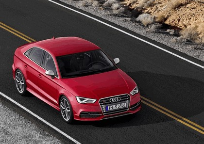 2013 Audi S3 sedan 19