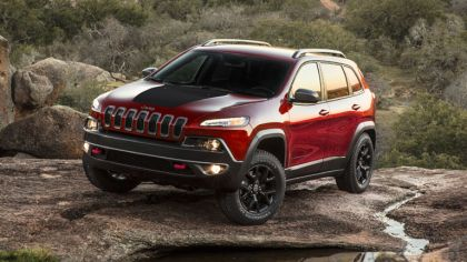 2014 Jeep Cherokee Trailhawk 1