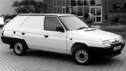 1991 Skoda Favorit Freeway Plus II Van Type-785 2