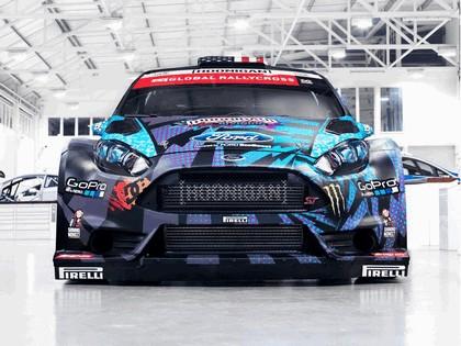 2013 Ford Fiesta ST RX43 - Ken Block rallycross car 4