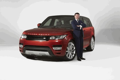 2014 Land Rover Range Rover Sport 1