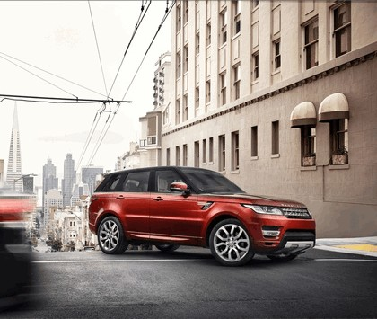 2014 Land Rover Range Rover Sport 3