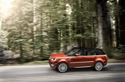 2014 Land Rover Range Rover Sport 8