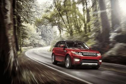 2014 Land Rover Range Rover Sport 9