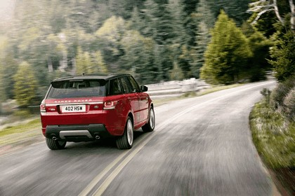 2014 Land Rover Range Rover Sport 10