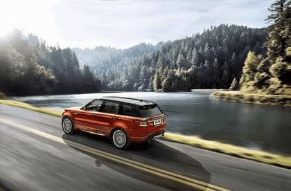 2014 Land Rover Range Rover Sport 11