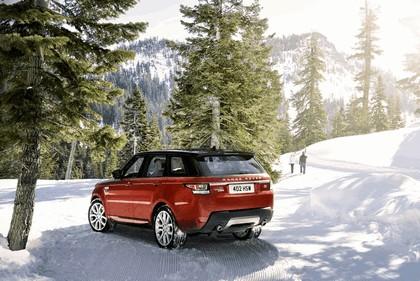 2014 Land Rover Range Rover Sport 14