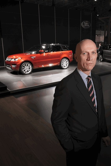 2014 Land Rover Range Rover Sport 36
