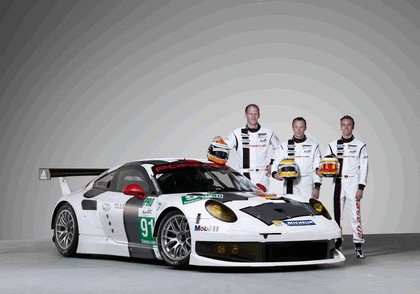 2013 Porsche 911 ( 991 ) RSR 1