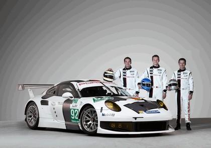 2013 Porsche 911 ( 991 ) RSR 2
