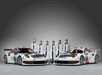 2013 Porsche 911 ( 991 ) RSR 3