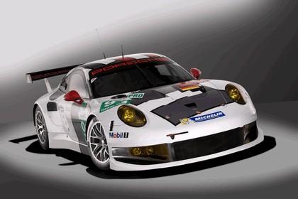 2013 Porsche 911 ( 991 ) RSR 4