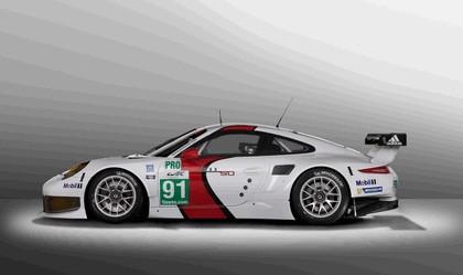 2013 Porsche 911 ( 991 ) RSR 7
