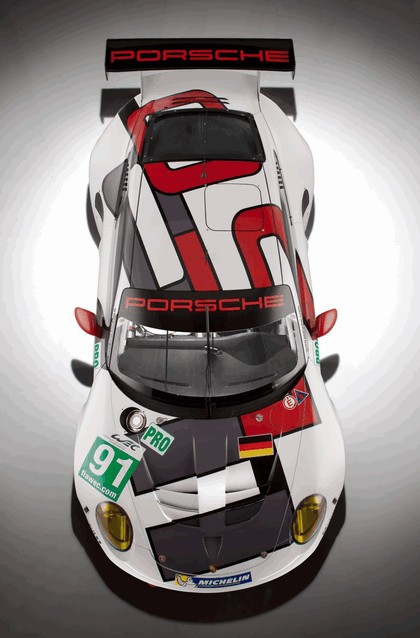 2013 Porsche 911 ( 991 ) RSR 8
