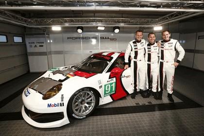 2013 Porsche 911 ( 991 ) RSR 10