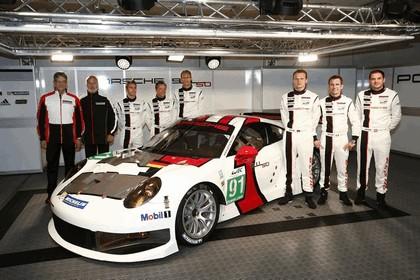 2013 Porsche 911 ( 991 ) RSR 13