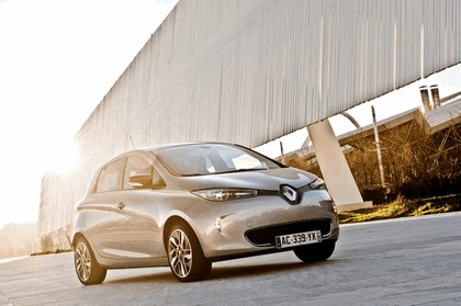 2013 Renault Zoe 1