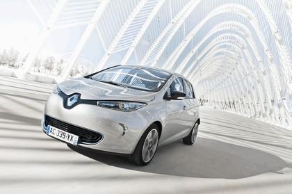 2013 Renault Zoe 6