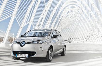 2013 Renault Zoe 8
