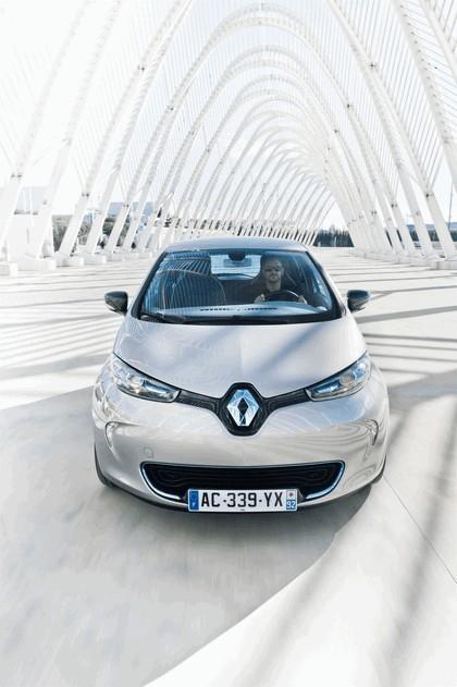 2013 Renault Zoe 9