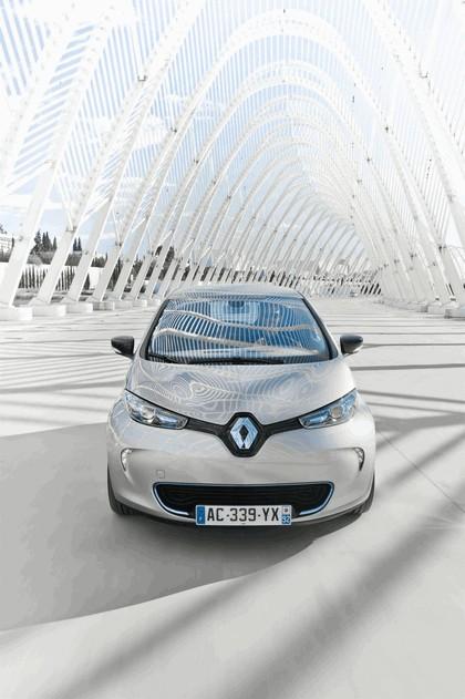 2013 Renault Zoe 10