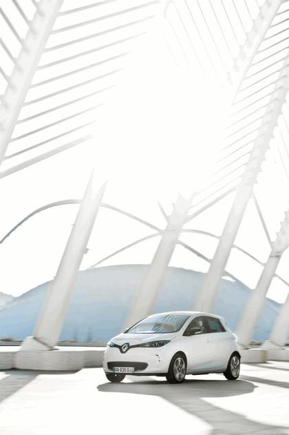 2013 Renault Zoe 20