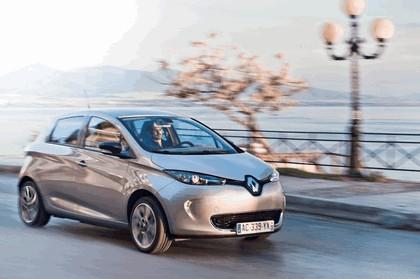 2013 Renault Zoe 36