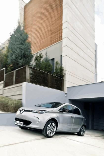 2013 Renault Zoe 44