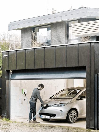 2013 Renault Zoe 55