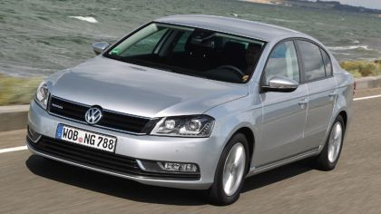 2013 Volkswagen Passat TDI BlueMotion 5