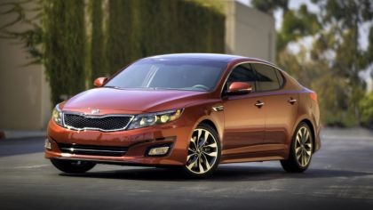 2014 Kia Optima SX T-GDI 9