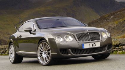 2007 Bentley Continental GT speed 9