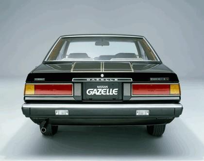 1979 Nissan Gazelle ( S110 ) 2000ZSE-X 3