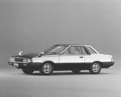 1981 Nissan Gazelle ( S110 ) Hardtop Turbo XE-II 1